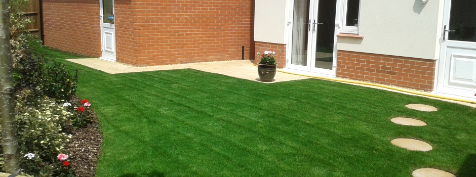 Lawns and Turfing